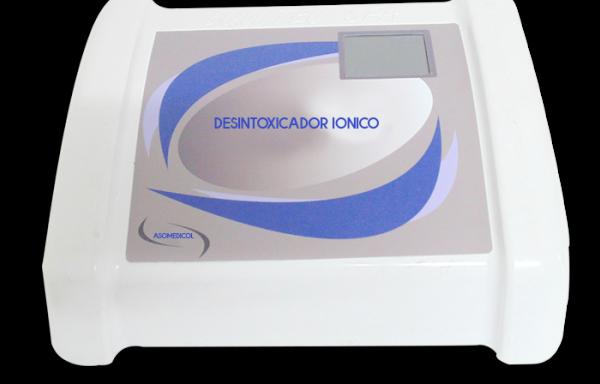 Desintoxicador Ionico Dual (Invima)
