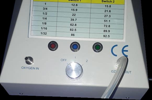 Generador de OzonoDr 2